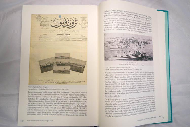 Osmanlı ışığında Beykoz Tebliğleri kitabı çıktı