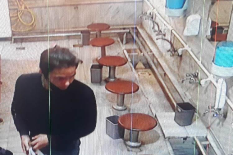 Beykoz'da camiden musluk çalan kişi tutuklandı
