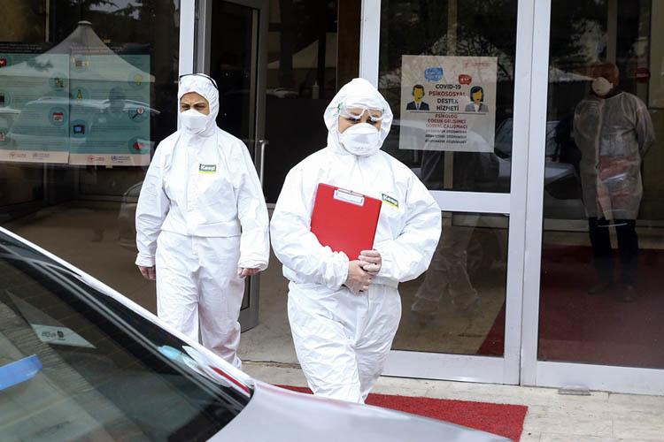 Beykoz'da 133 aileye antikor testi yapılacak