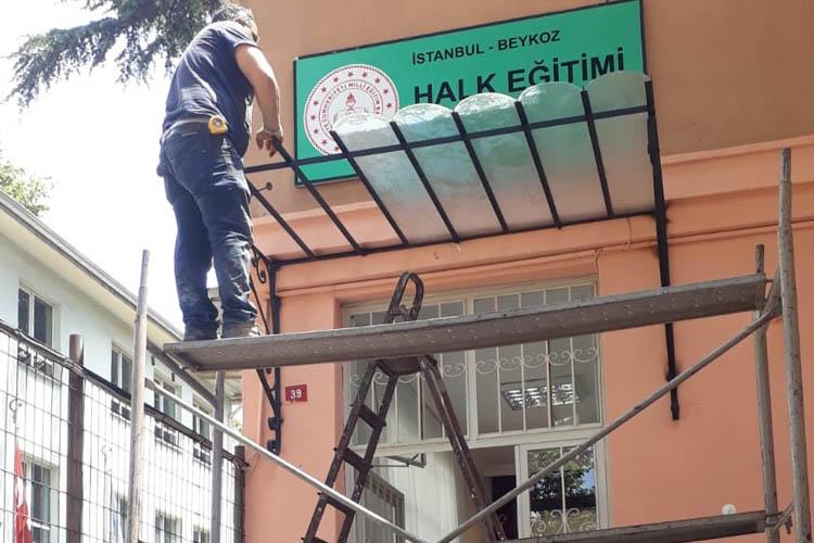 Beykoz Halk Eğitim tam gaz devam ediyor
