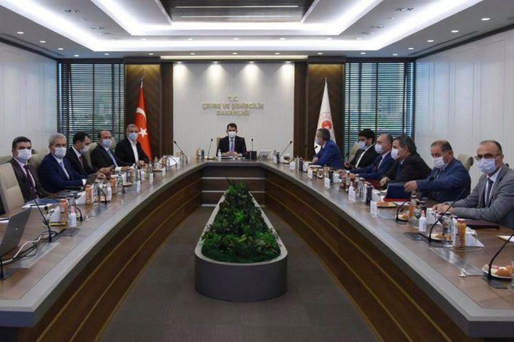 Ankara'da Beykoz için imar toplantısı