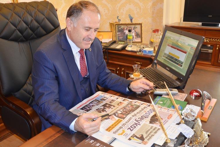 Beykoz Kaymakamı Ahmet Katırcı görevi bırakıyor