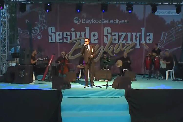 Beykoz Belediyesi Karlıtepe konserleri başladı