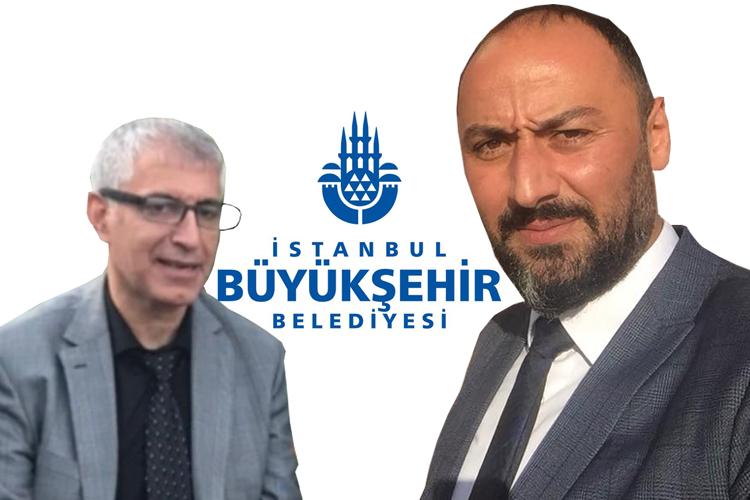 Beykoz'dan İstanbul Büyükşehir'e iki önemli atama