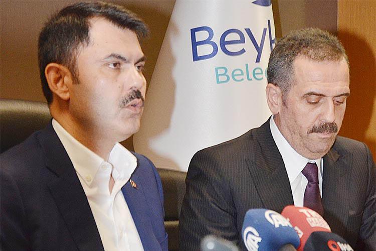 Çevre Bakanından Beykoz'a konut açıklaması