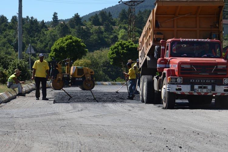 Beykoz'un yollarına 14 milyonluk asfalt serilecek
