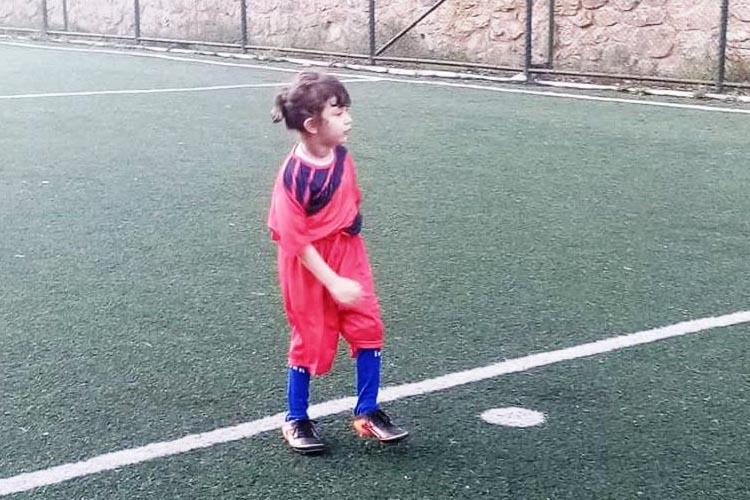 Beykoz'un en küçük transferi 6 yaşında