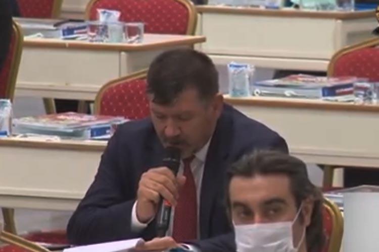 Beykoz, İBB Meclisine 15 Temmuz'u hatırlattı