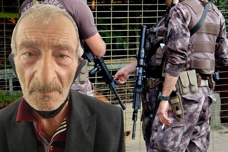Uzman Çavuşu şehit eden terörist Beykoz'da yakalandı