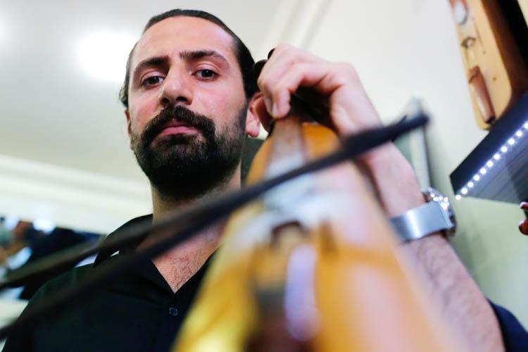 Beykoz'un kemençe orkestrası destan yazıyor