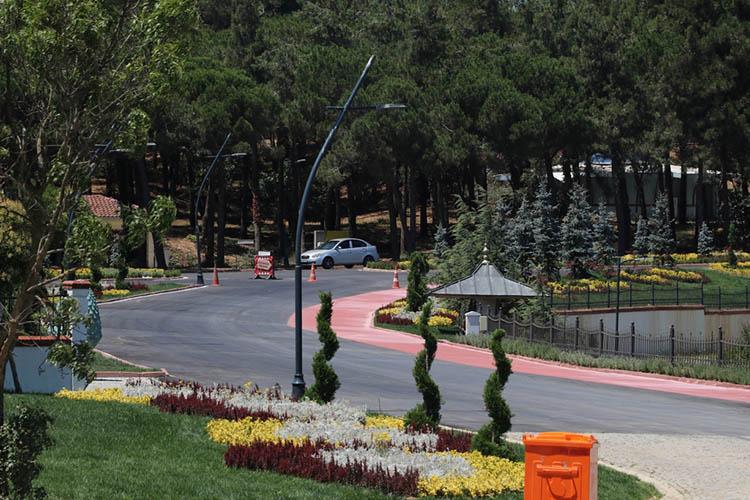 İstanbul'un en güzel şehir ormanı Beykoz'da açıldı