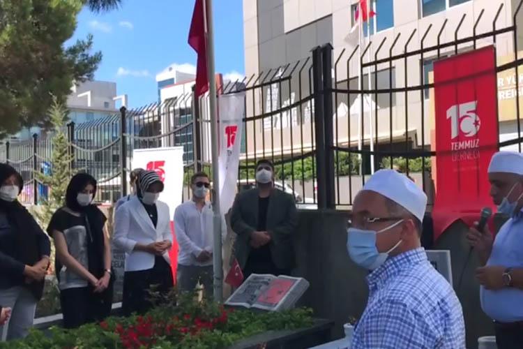 Beykoz'da bayram öncesi şehit ziyaretleri