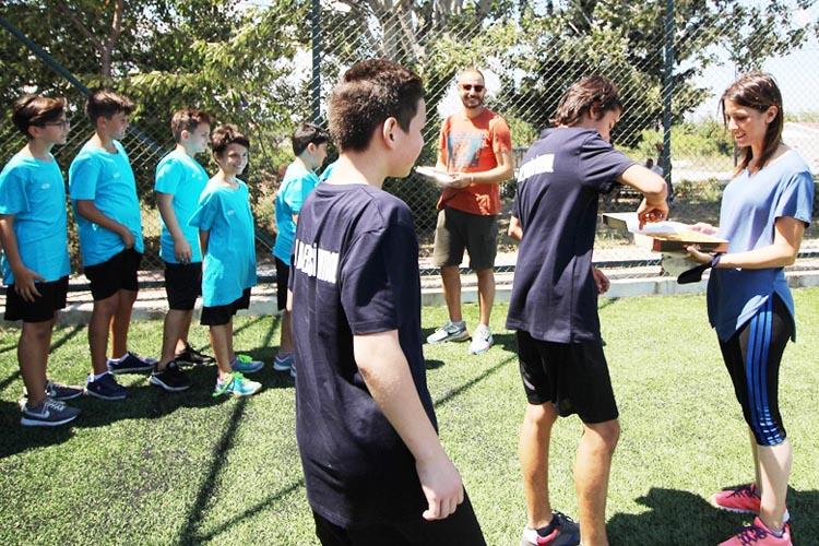 Beykoz Belediyespor antrenmanlara başladı