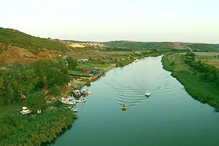 Beykoz'un simgesi Kanal Riva hız kazandı