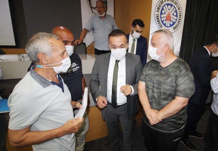 İBB spor müdürünün Beykoz hassasiyeti