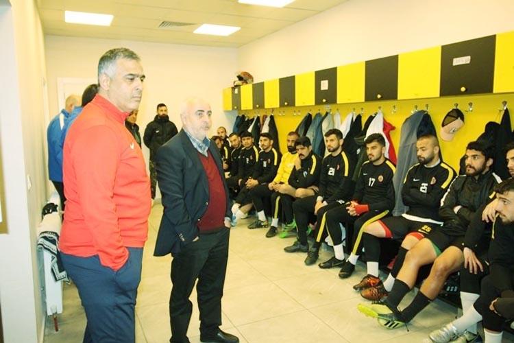 Beykoz Spor Kulüp Başkanı Medya FM'de konuştu
