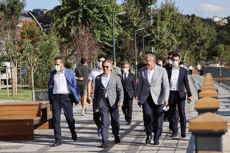 Kültür Bakan Yardımcısından Beykoz Belediyesine ziyaret