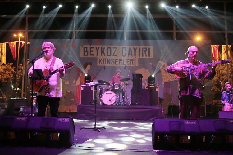Sokakta Sanat Var konserinde Beykoz'da bu akşam