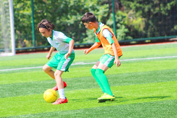 Beykoz Gümüşsuyuspor'da futbol okulu kayıtları başladı