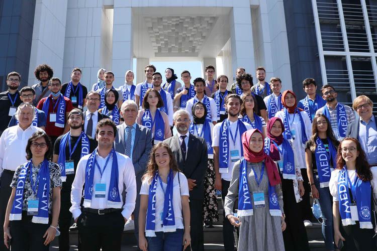 YKS Türkiye birincileri Beykoz'da buluştu