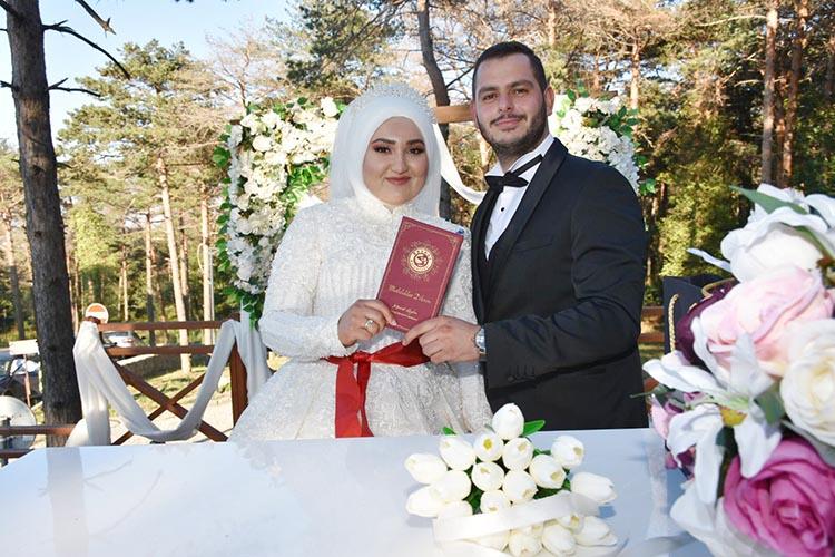 Kavacık Mangal Ailesinde nikah heyecanı