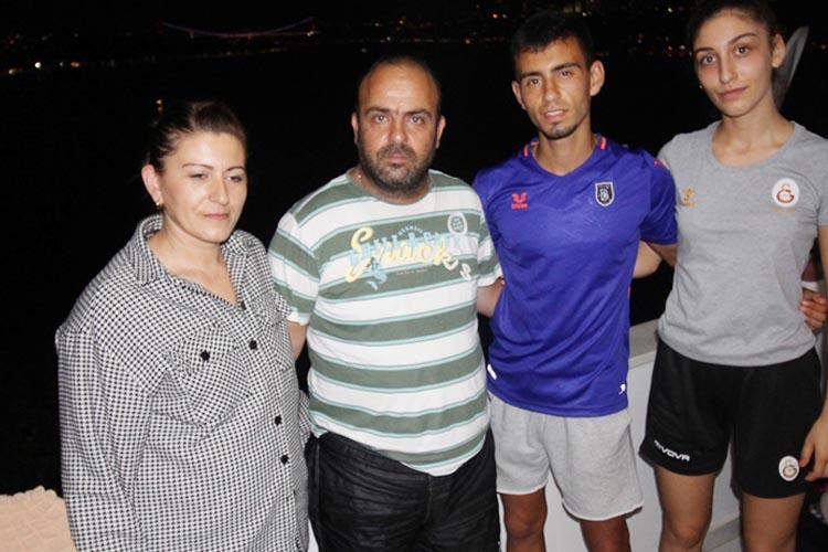 Beykoz'da sporcu aileler – 1… Karpuz Ailesi