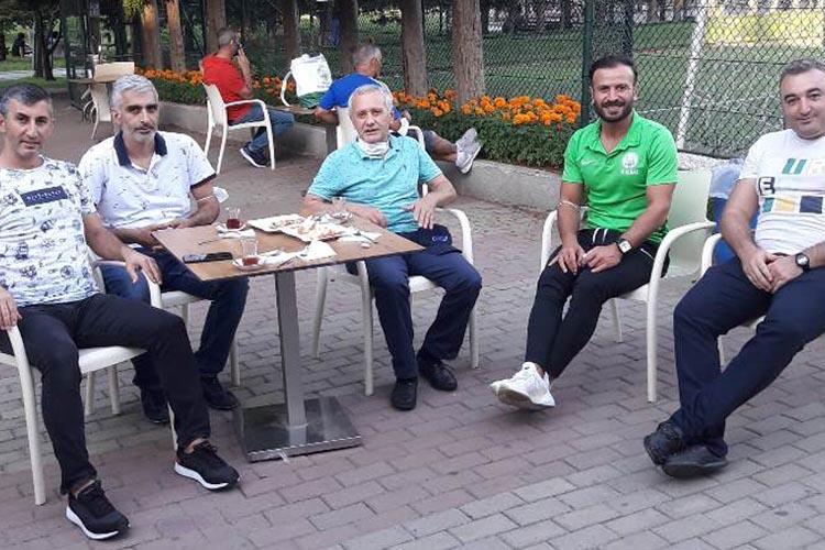 Beykoz Kulüpler Birliği Başkanından Kavacıkspora ziyaret