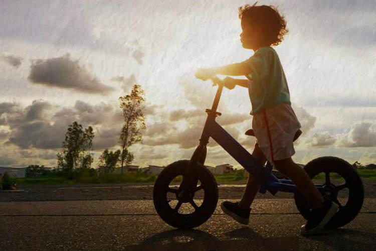 Beykoz'da 4 yaş ve üzerine bisiklet eğitimi