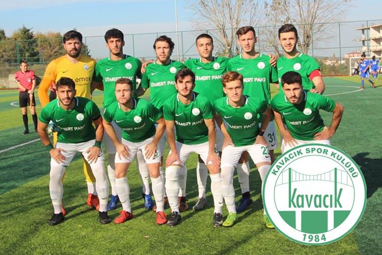 Kavacıkspor'da Bölgesel Amatör Lig hazırlıkları başladı