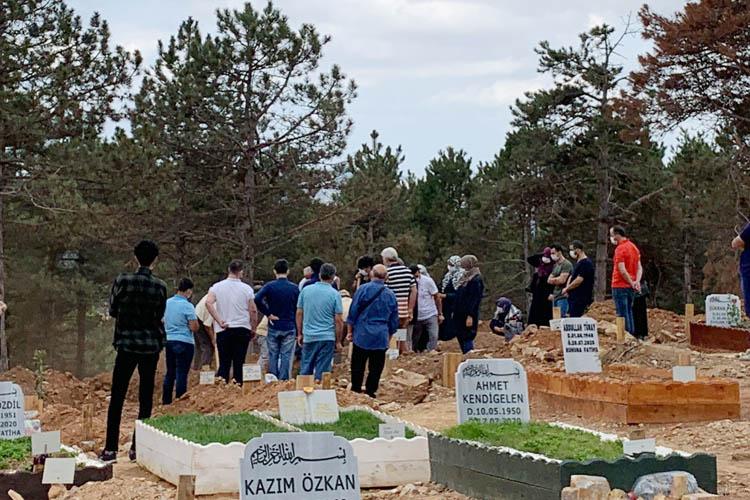 Tıp öğrencisi Beykoz'da ebediyete uğurlandı