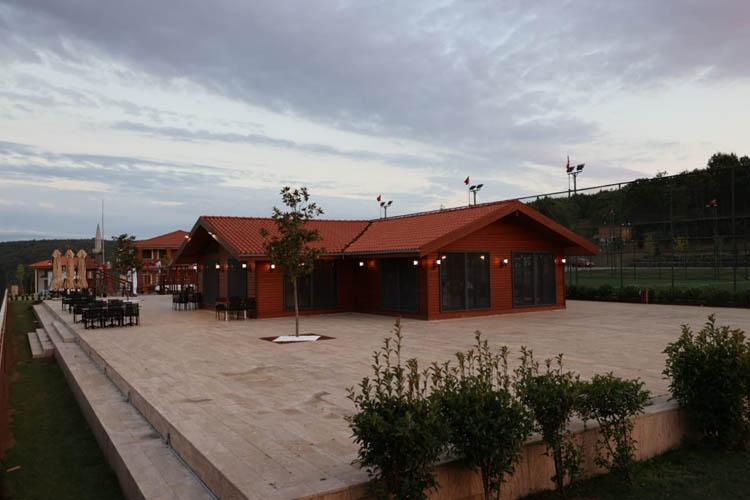 Beykoz'un yeni doğa restoranı Kemankeş açıldı
