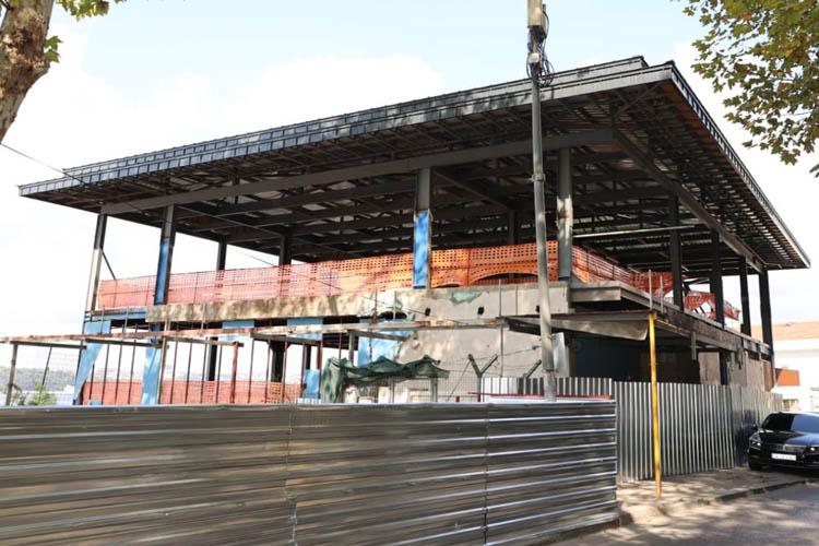 Beykoz'da tartışmalı kulüp binası kütüphane oldu