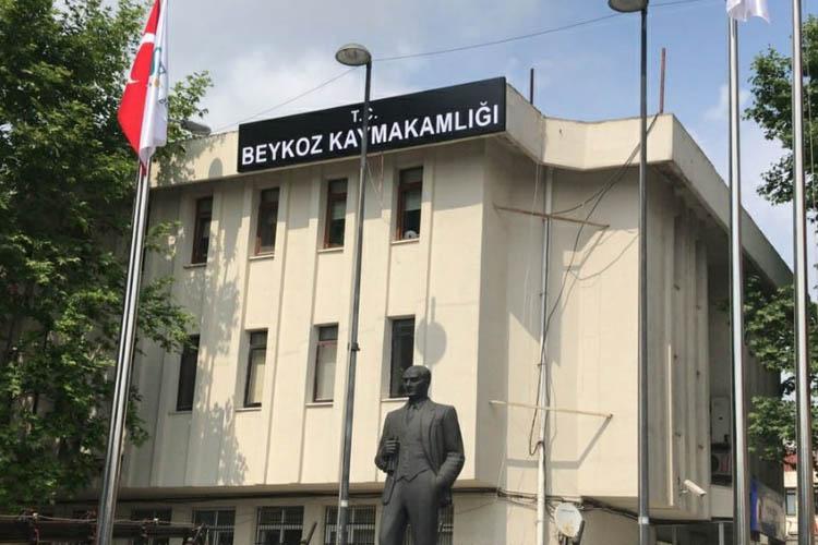 Beykoz'da kamu binalarına HES koduyla girilecek