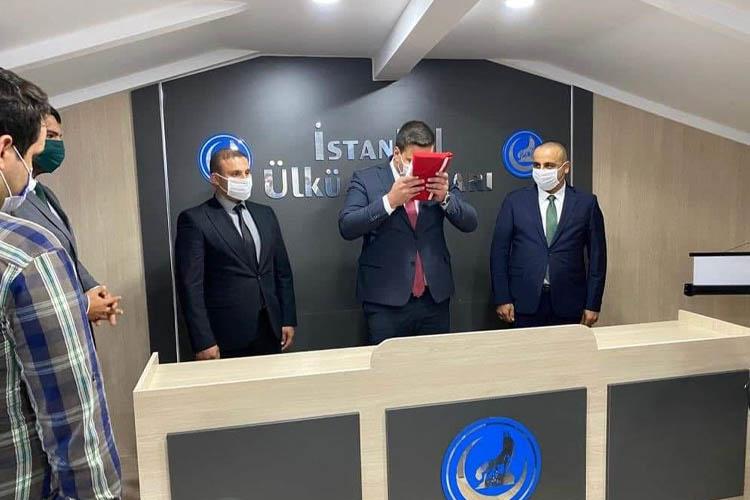 İstanbul'un Ülkücü teşkilatı Beykoz'a emanet
