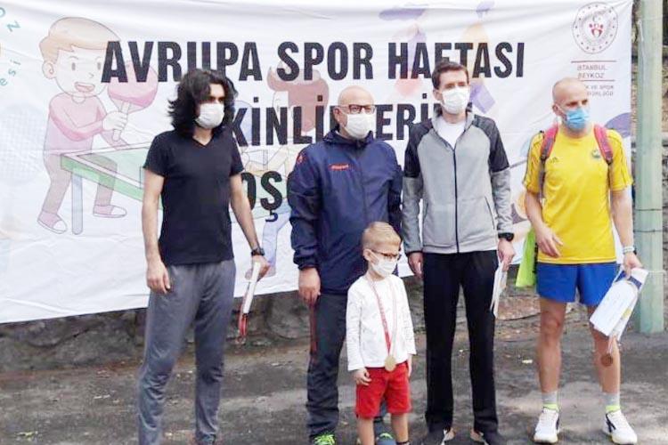 İstanbul İl Spor Müdürü'nden Beykoz'a ziyaret