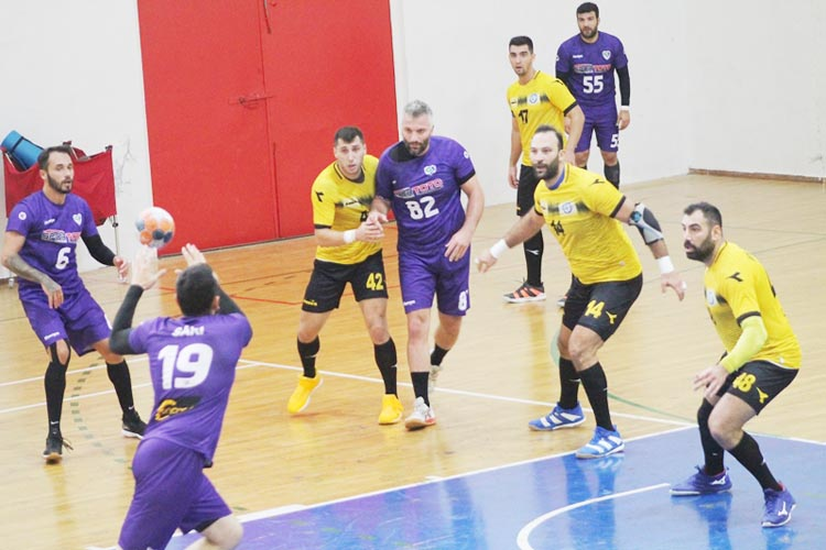 Beykoz Belediyespor, Güneysuspor'u konuk etti