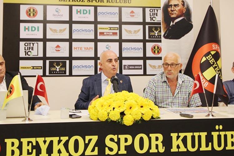 Zeki Aksu Beykoz Kaymakamından destek istedi