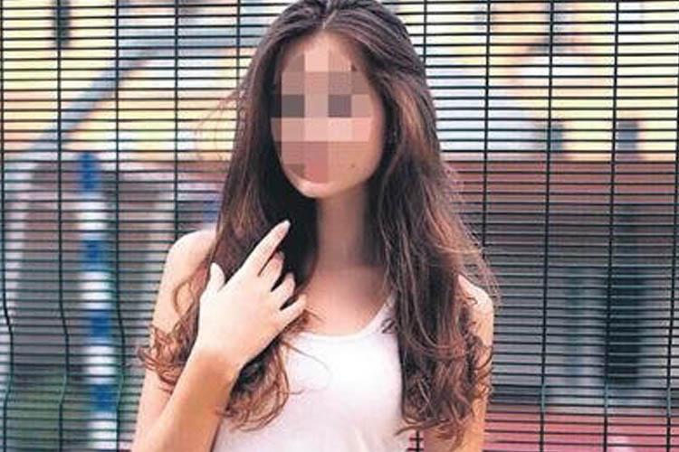 İntihar eden Beykozlu genç kızın kurtarılma anı