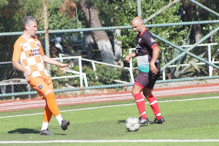 Beykoz Dostluk Turnuvasında 2. hafta geride kaldı