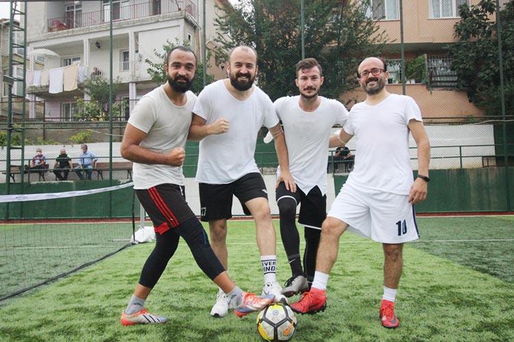 Beykoz Ayak Tenisi Turnuvasında finalistler belli oldu
