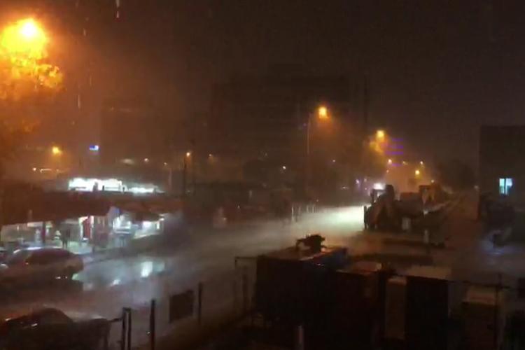 Sağanak yağmur Beykoz'u bugünlük teğet geçti