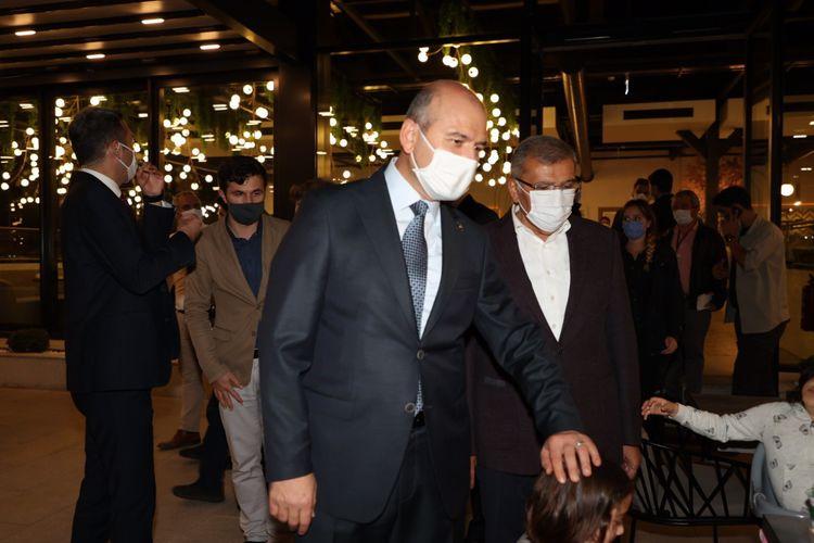 İçişleri Bakanından Beykoz'a beklenmeyen ziyaret