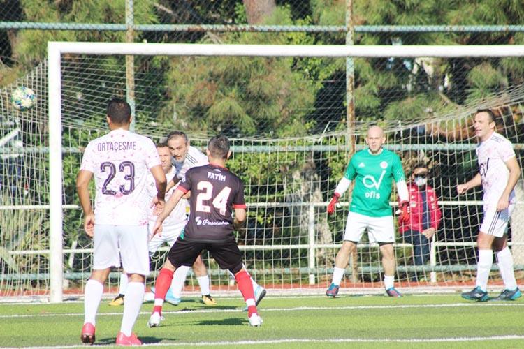 Beykoz Dostluk Futbol Turnuvası tamamlandı