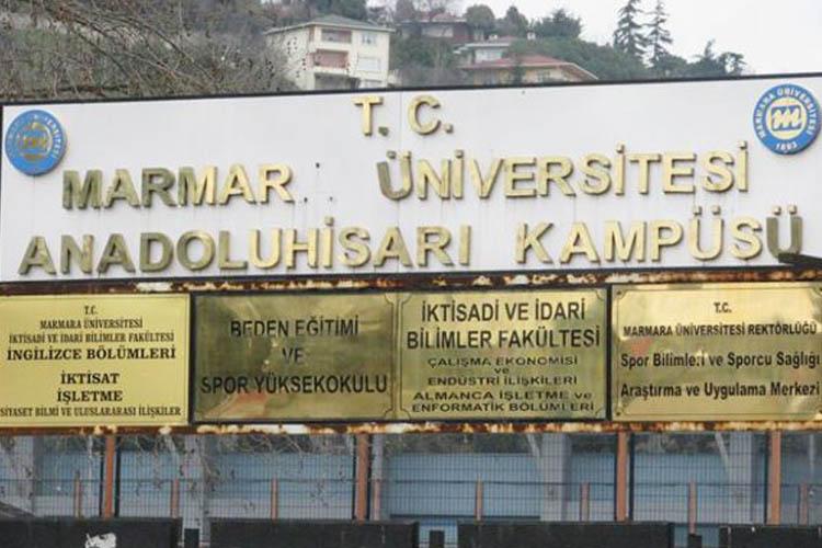 Beykoz'da üniversite sayısı düşüyor