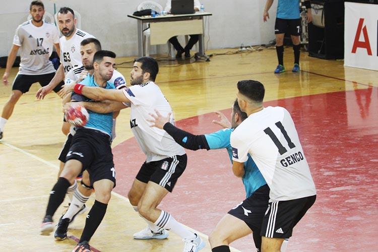 Beykoz Belediyesi Beşiktaş'a ikinci şokunu yaşattı