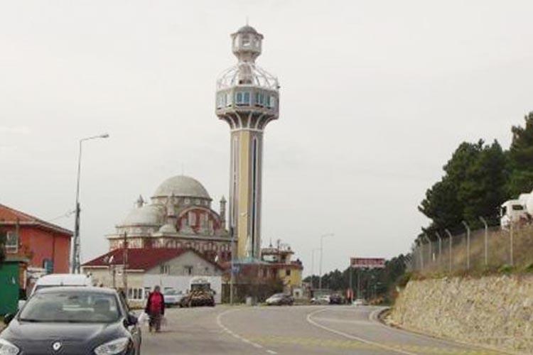 Bu minare Beykoz'da iş yapar mı?