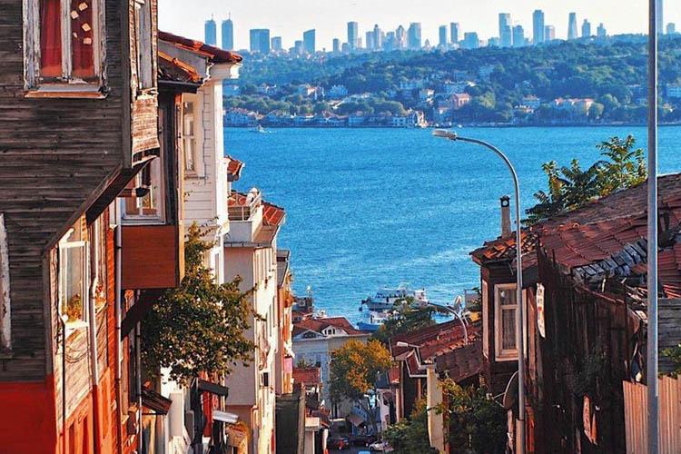 Beykoz'un Yalıköy'ü Sarıyer oldu