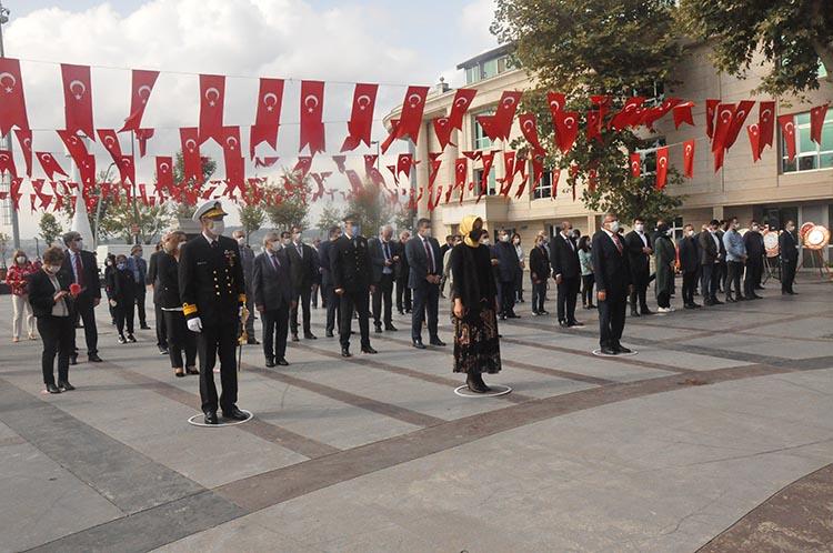 Beykoz'da 29 Ekim Cumhuriyet Bayramı