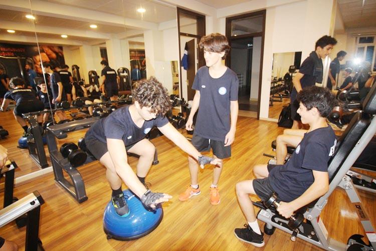 Beykoz'un genç hentbolcuları yarınlarından umutlu