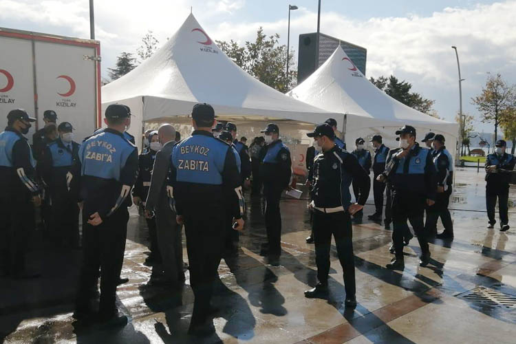 Beykoz'da kan bağışı seferberliği başlatıldı